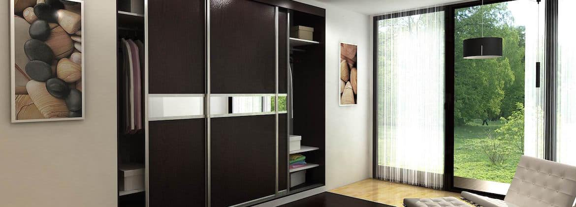 Contemporary sliding door wardrobes for Sliding door company