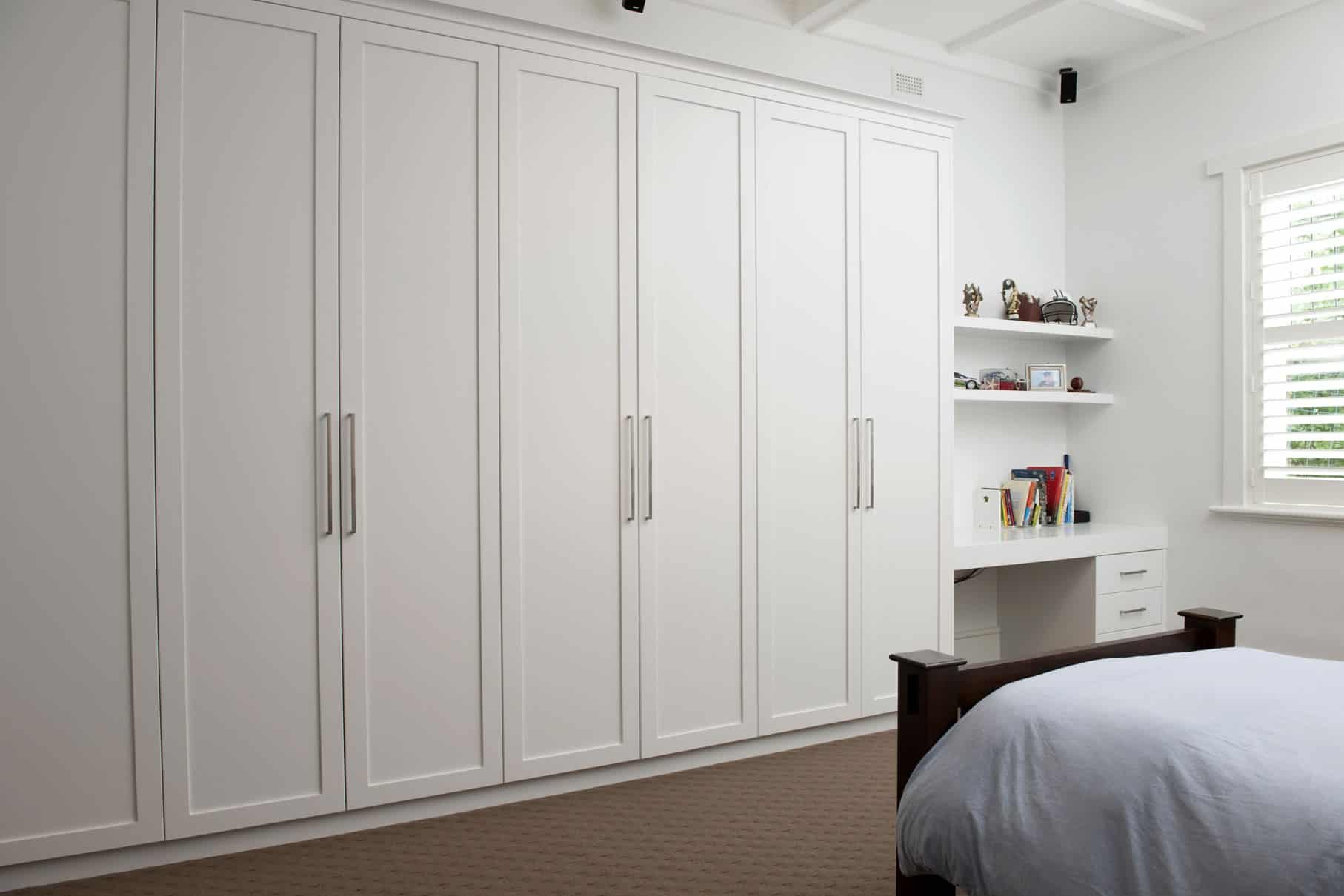 Bespoke Traditional And Shaker Style Closets Delivered In