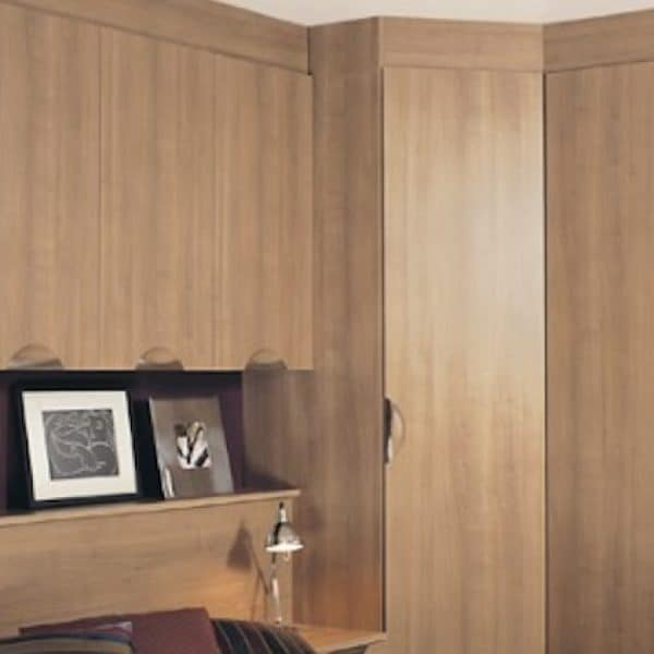 PVC fitted Wardrobe