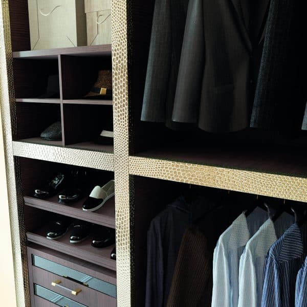 Made-to-measure fitted wardrobe Notting Hill, London