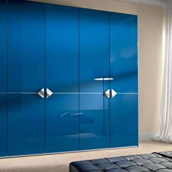 made to measure stylish contemporary hinged door wardrobe