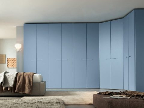 Wardrobe with Dressing Corner