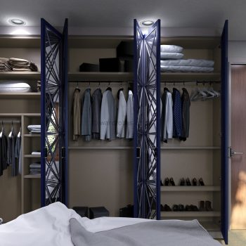 fitted made to measure closet