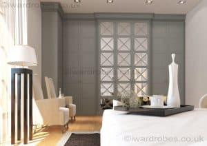 Mirrored Wardrobes
