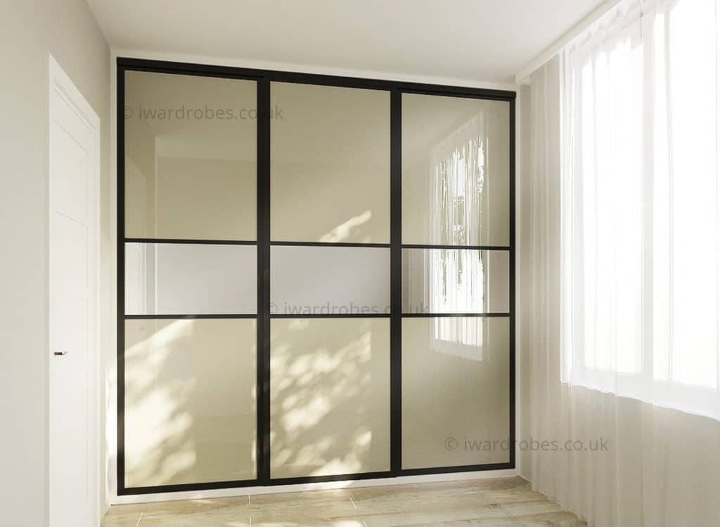 Fitted Sliding Door Wardrobe Bayswater I Wardrobes London
