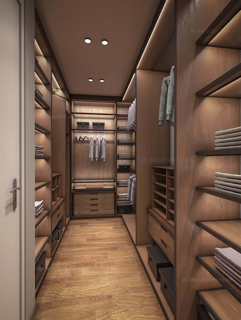 Walk In Wardrobes London Bespoke Walk In Wardrobes