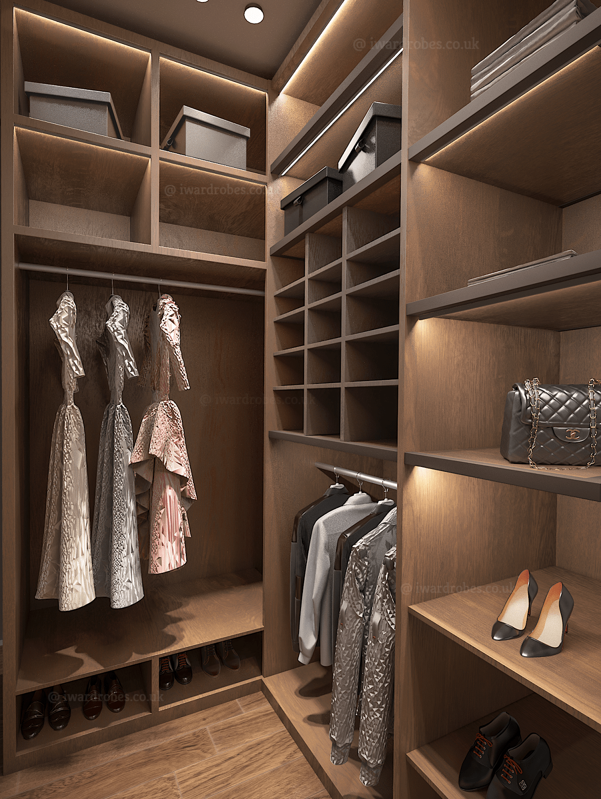 Bespoke Walk In Closets And Fitted Wardrobes I Wardrobes