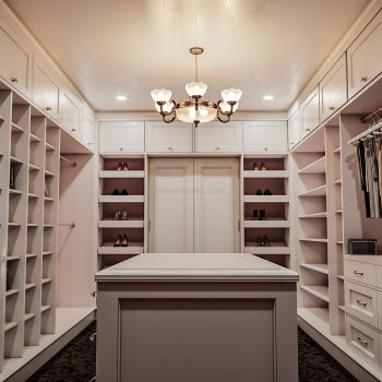 Custom walkin closet London