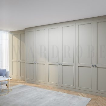 custom made shaker style paintedcloset London