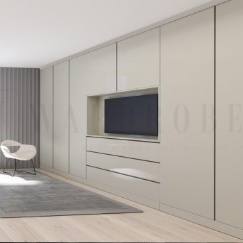 bespoke fitted wardrobe london