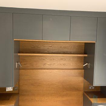 bespoke fitted bedroom London